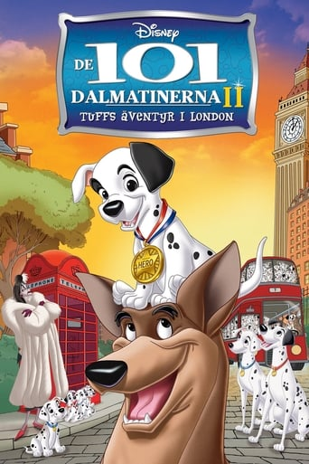 De 101 dalmatinerna II - Tuffs äventyr i London