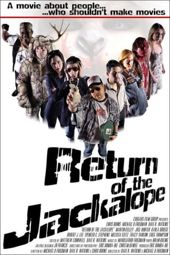 Poster of Return of the Jackalope