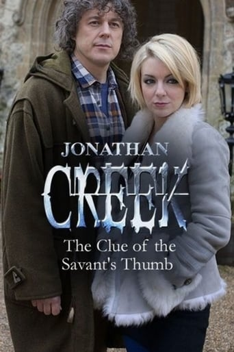 Poster of Jonathan Creek:  The Clue of the Savant's Thumb
