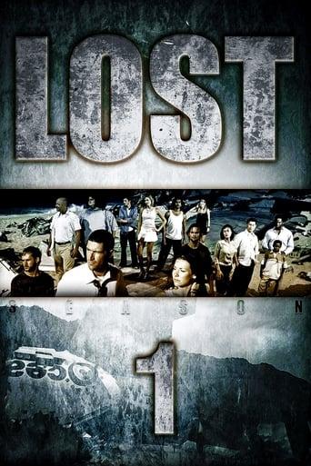 Lost 1ª Temporada - Poster