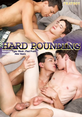 Poster of Hard Pounding