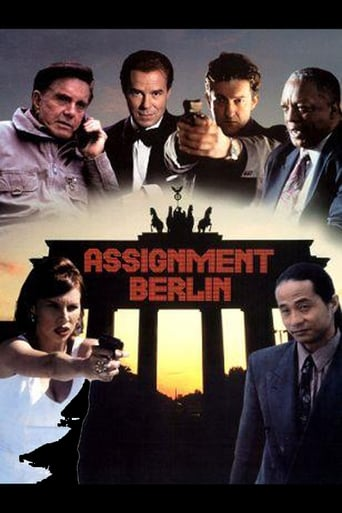 Poster of Assignment Berlin
