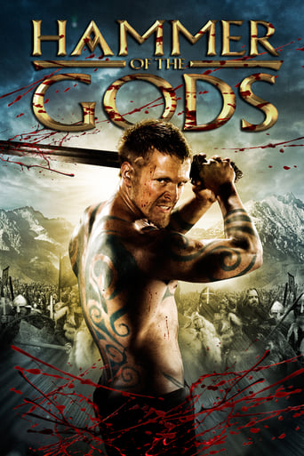 Poster of Hammer of the Gods