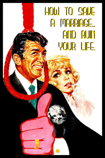Poster of How to Save a Marriage and Ruin Your Life
