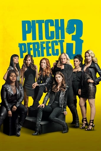 Official movie poster for Pitch Perfect 3 (2017)