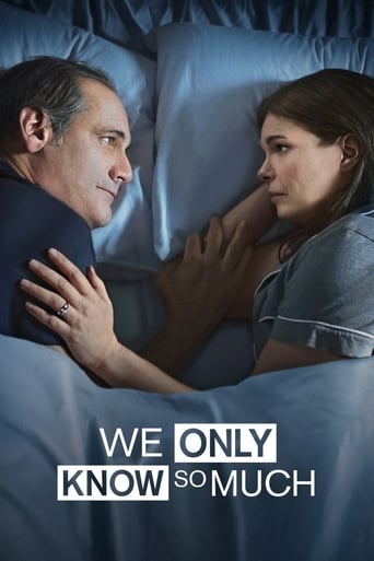 We Only Know So Much Poster