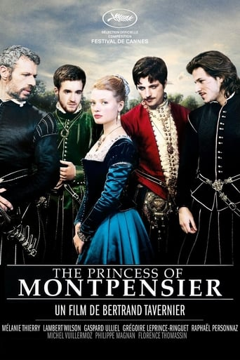 Poster of The Princess of Montpensier