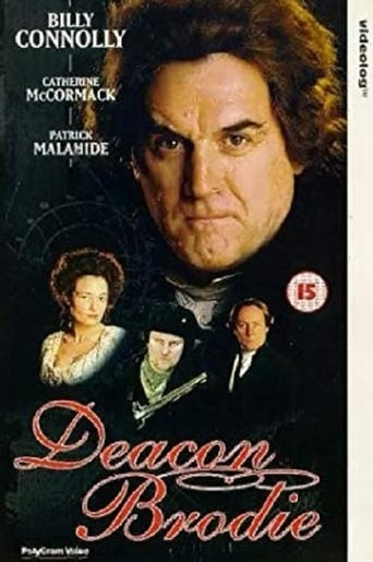 Poster of Deacon Brodie
