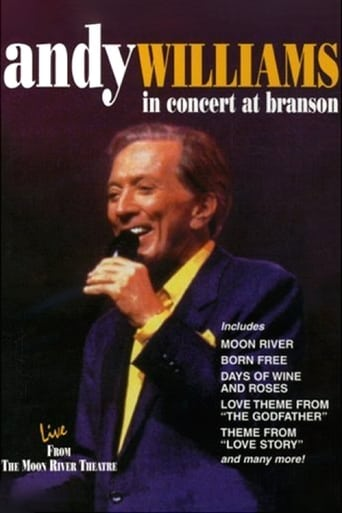 Poster of Andy Williams: In Concert at Branson