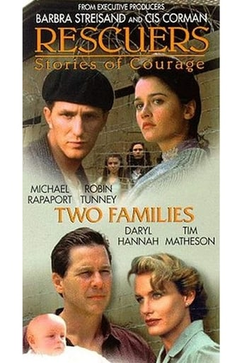 Poster of Rescuers: Stories of Courage: Two Families