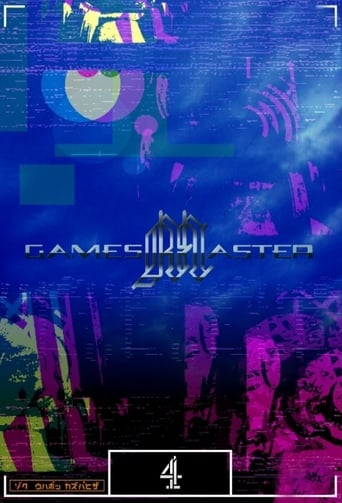 Poster of GamesMaster