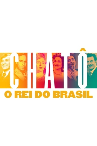 Poster of Chatô, The King of Brazil