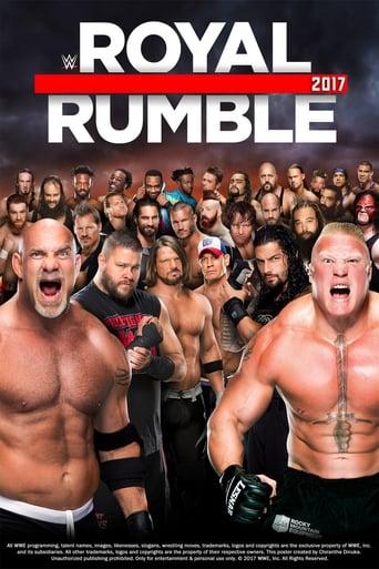 Poster of WWE Royal Rumble 2017
