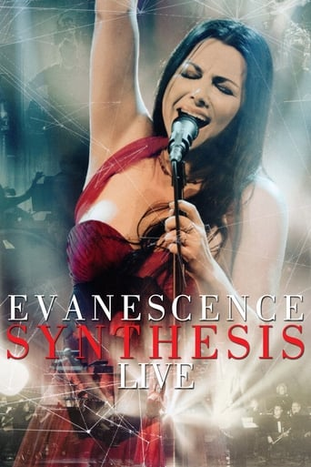 Poster of Evanescence : Synthesis Live