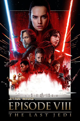 Poster Star Wars: Episode VIII - The Last Jedi