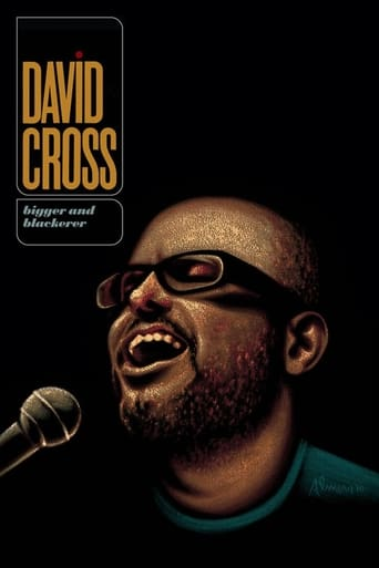Poster of David Cross: Bigger and Blackerer