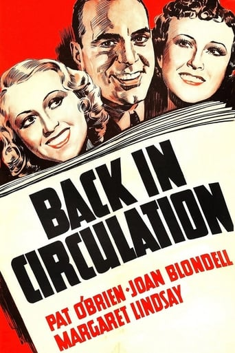 Poster of Back in Circulation