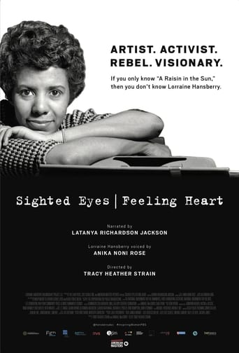 Poster of Sighted Eyes | Feeling Heart