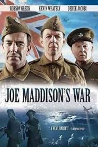Poster of Joe Maddison's War