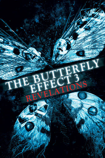 Poster of The Butterfly Effect 3: Revelations