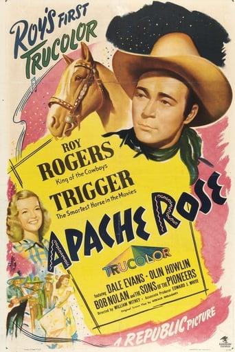 Watch Apache Rose Free Movie Online