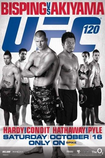 Poster of UFC 120: Bisping vs. Akiyama