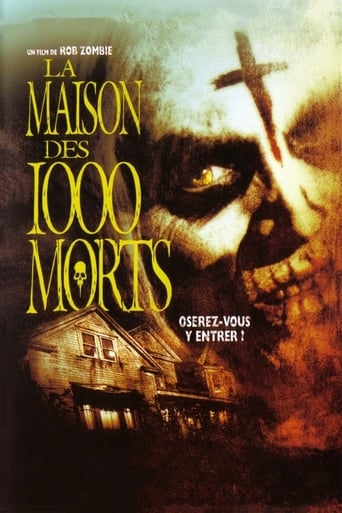 Poster of La Maison des 1000 Morts