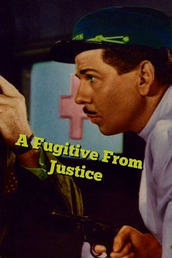 A Fugitive from Justice Movie Poster