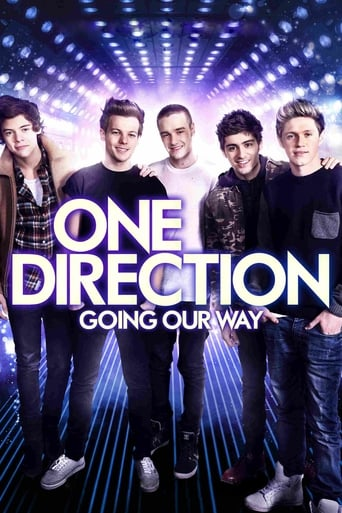 Poster of One Direction: Going Our Way