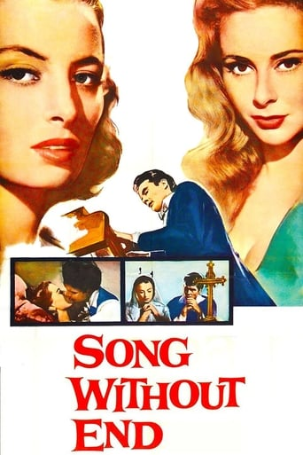 Poster of Song Without End
