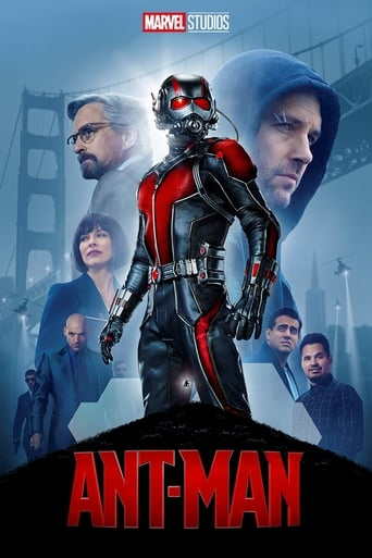 Filmplakat von Ant-Man