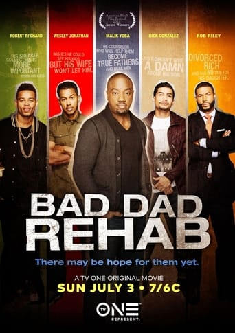 Poster of Bad Dad Rehab