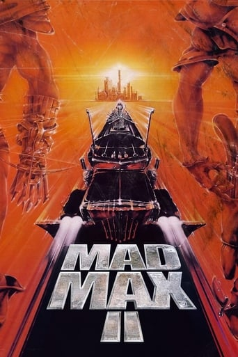 Mad Max 2: The Road Warrior (1981) - poster
