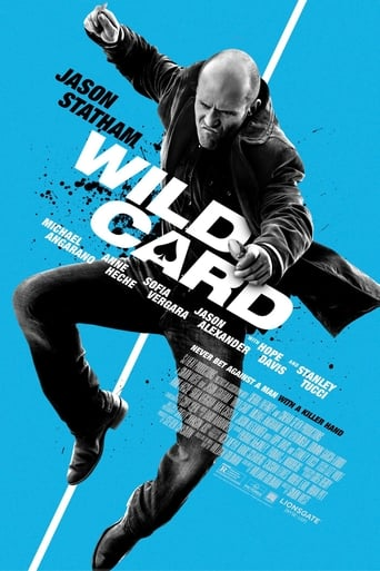 Wild Card - filmaffisch