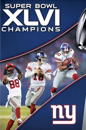 Super Bowl XLVI Champions - New York Giants