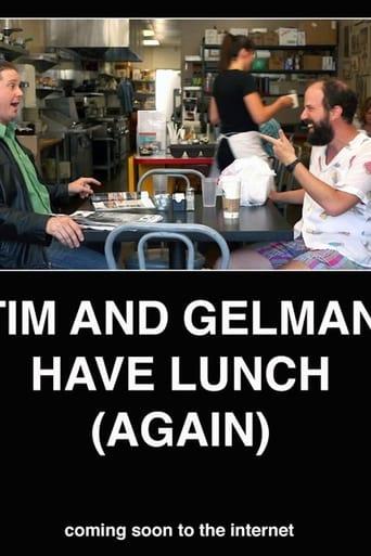 Tim & Gelman Have Lunch