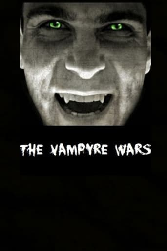 Poster of The Vampyre Wars