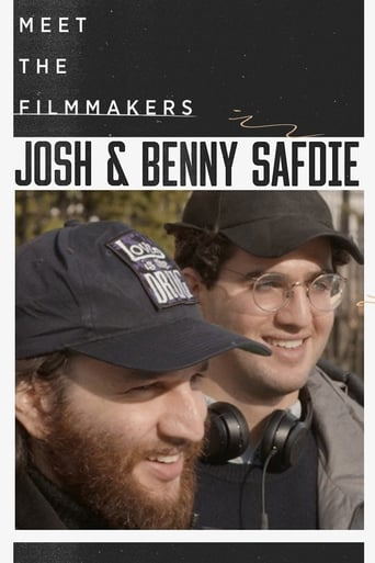 Poster of Meet the Filmmakers: Josh and Benny Safdie