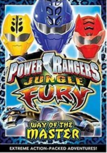 Power Rangers: Jungle Fury: Way of the Master poster