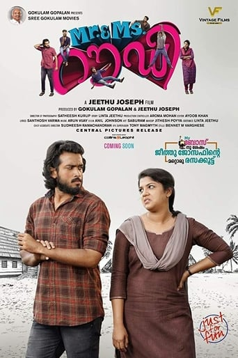 Poster of Mr. & Ms. Rowdy