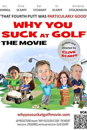 Why You Suck at Golf Poster