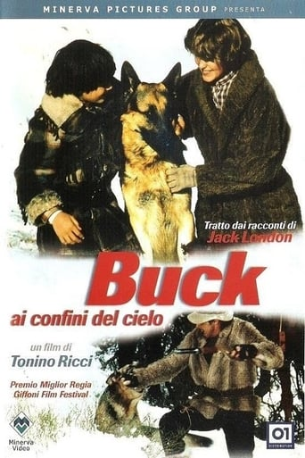 Poster of Buck at the Edge of Heaven