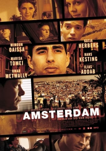 Poster of Amsterdam