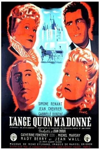 Poster of L'ange qu'on m'a donné