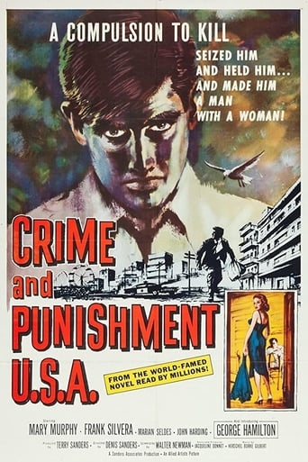 Poster of Crime and Punishment USA