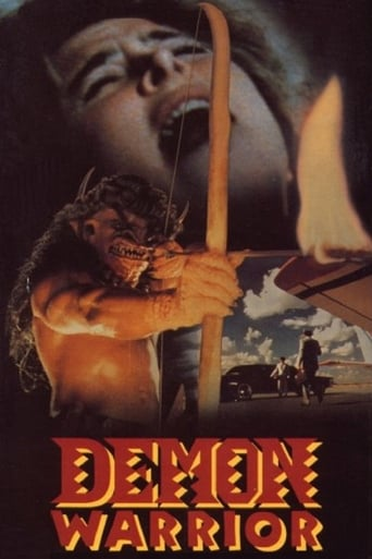 Poster of Demon Warrior