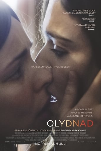 Poster of Olydnad