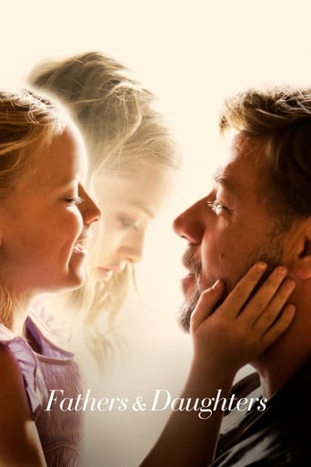 Poster of Fathers and Daughters