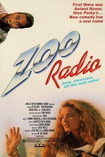 Poster of Zoo Radio