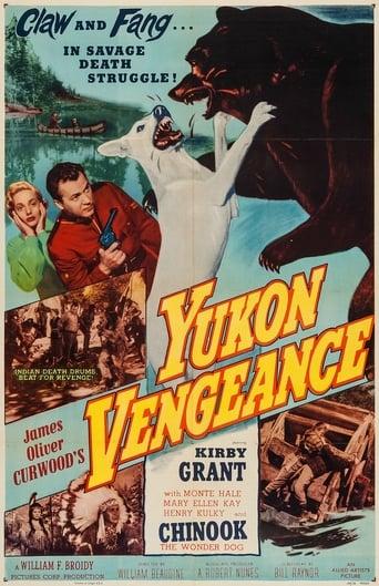 Poster of Yukon Vengeance